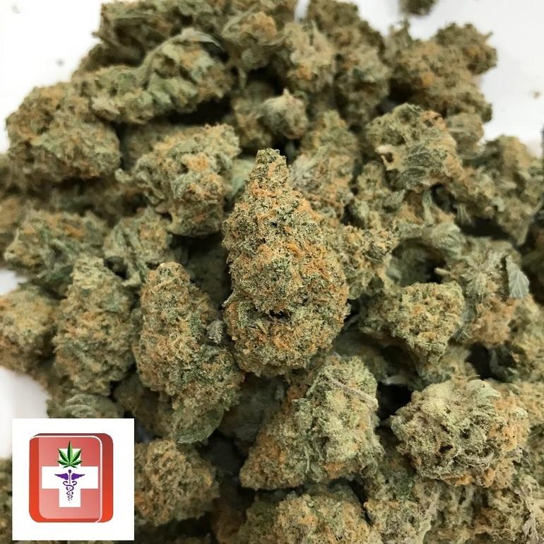 Blueberry Kryptonite (i/s)
