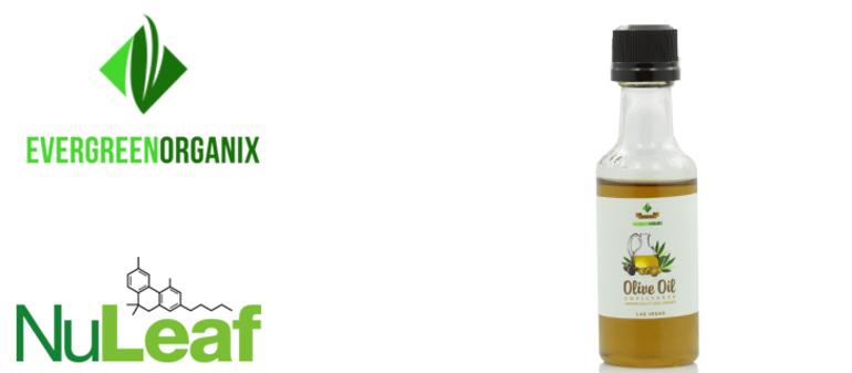 Cbl Olive Oil 9mg