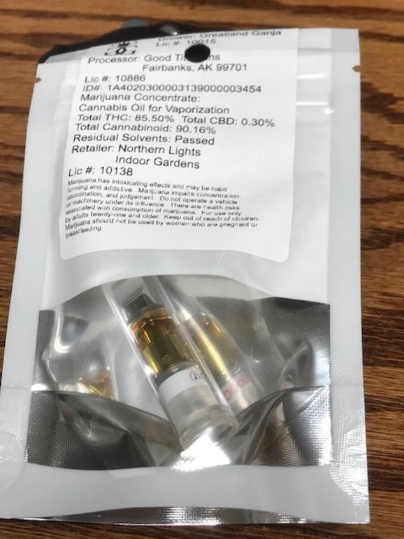 Headband Oil Cartridge