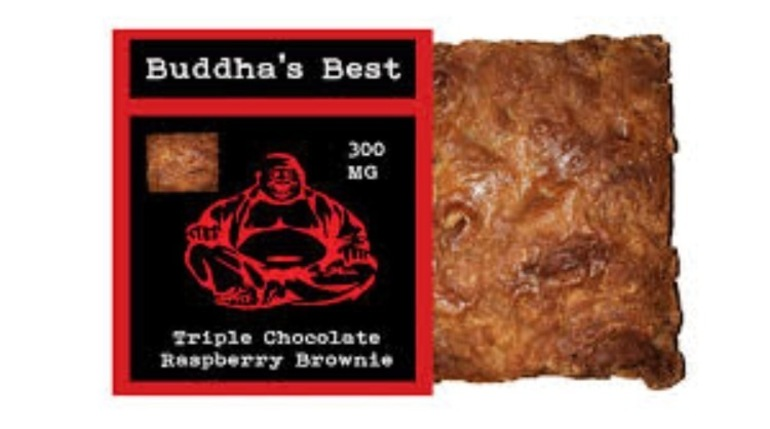 Buddhas Best: Triple Chocolate Raspberry 300mg