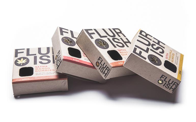Flurish 150mg: Hybrid Crangerine