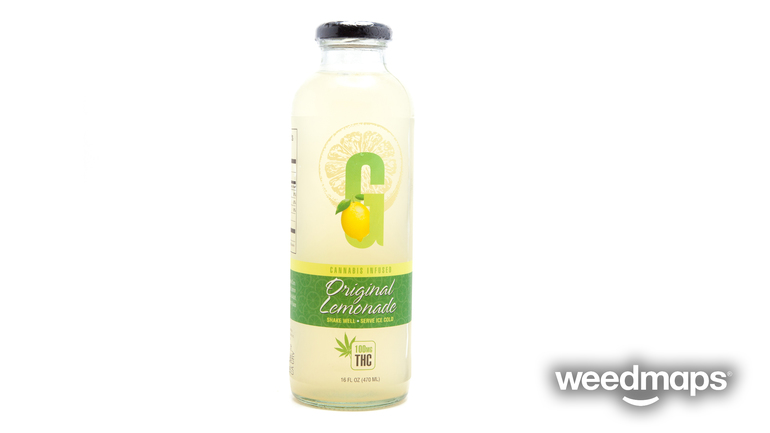 G Farm: 100mg: Lemonade
