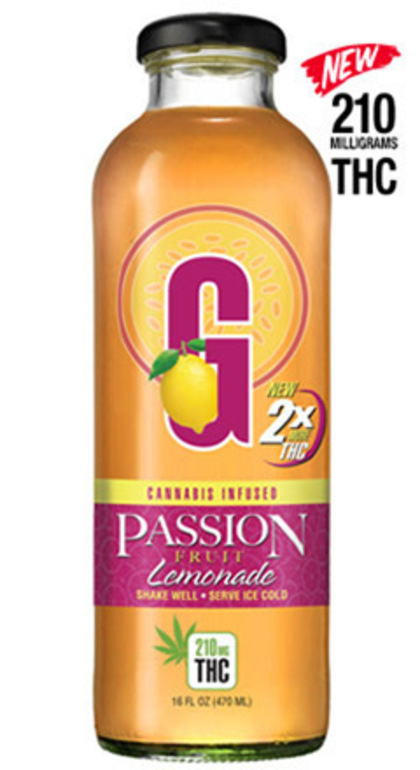 G Farm 210mg Passion Fruit