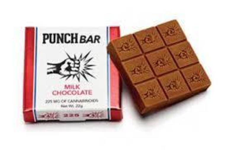 Punch Bar 225mg (assorted Flavors)
