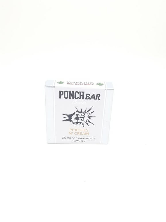 Punch Bar: Cream 225mg