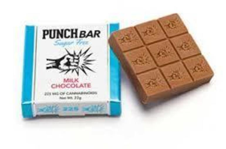 Punch Bar Sugar Free 225mg (assorted Flavors)