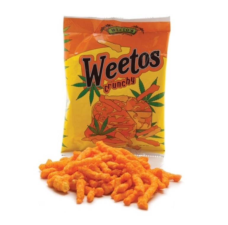 Weetos: Crunchy Cheetos 150mg