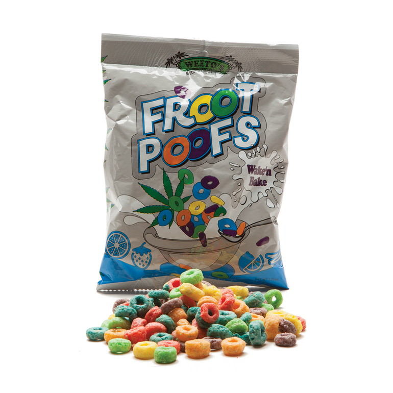 Weetos: Froot Poofs 150mg