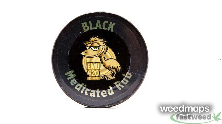Emu 420: (180mg Cbd / 60mg Thc) Medicated Rub