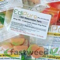 Edipure Cbd Sour Watermelon Gummies