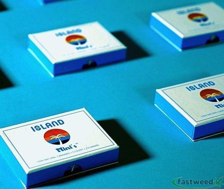 Island Mini's - Indica (5pack)