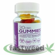 Cbd Living Gummies 300mg $40