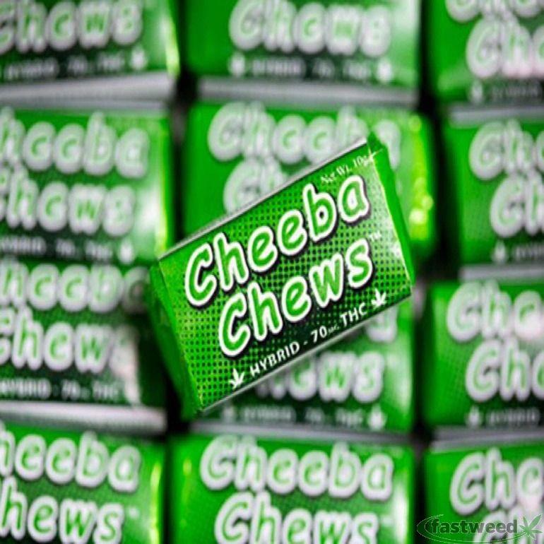 Cheeba Chews- Green 70mg Hybrid