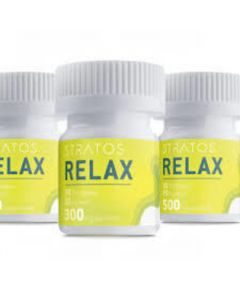 Relax Tablets 100mg By Stratos