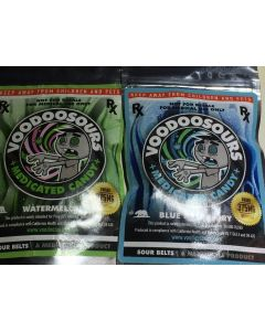 Voodoo Sours 375 Mg
