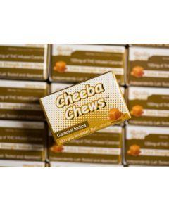 100mg Cheebachew Caramel Chew