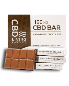Cbd Living 120mg Chocolate