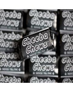 Cheeba Chews - Black 70mg Indica
