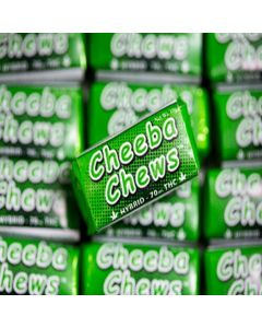Cheeba Chews- Green 70mg Hybrid