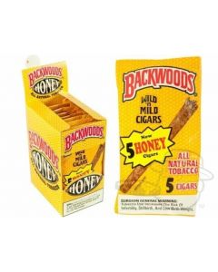 Honey Backwoods 5pack