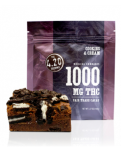 Venice Cookie Co -4.2 Brownie-1000 Mg Thc