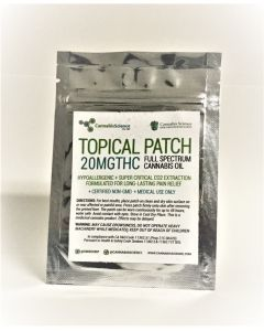 Cannabis Science Topical Patch