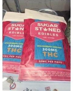 Sugar Stoned Sour Belt Strawberry Dreams