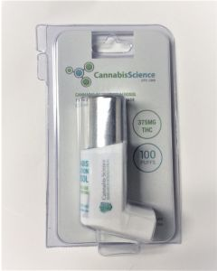 Cannabis Science Inhaler Aerosol 375mg