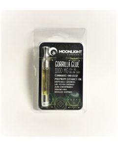 Gorilla Glue 1g Moonlight Oil Cartridge