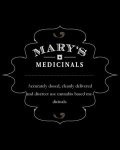 Mary's Medicinals Transdermal Patches Cbd 10mg