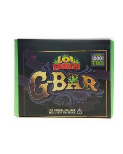 G-bar - 1000mg