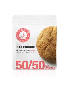 Cbd Churro Cookie - 50/50