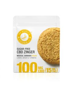 Cbd Zinger Cookie - 100mg