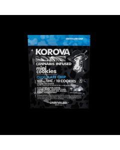 Korova Mini Chocolate Chip Cookies