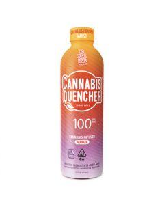 Mango Cannabis Quencher - 100mg
