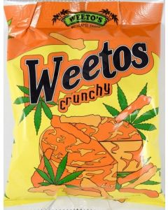 Crunchy Cheese Weetos, 150mg