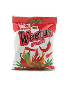 Extra Flaming Hot Weetos, 150mg