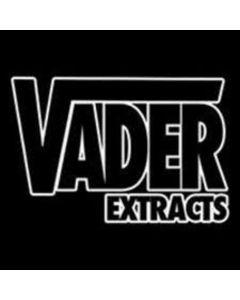 Vader Extracts Shatter: Master Kush