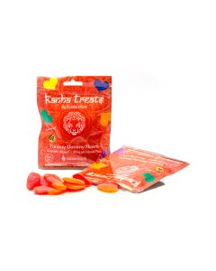Yummy Gummy Hearts 100mg
