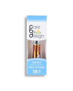 18:1 Cbd Vape Cartridge