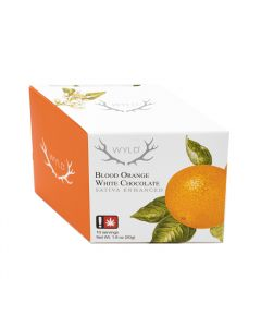 Blood Orange White Chocolate, 10 Pack