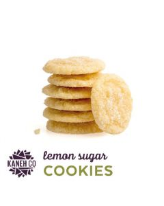 Lemon Sugar Cookies - 100mg