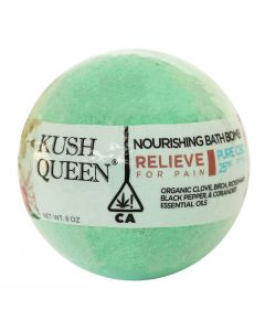 Relieve Pain Bath Bomb 1:1 50mg