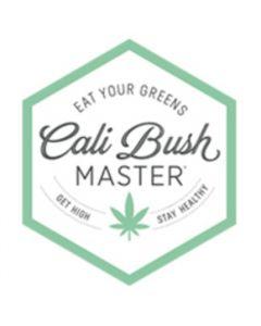 Bush Master Bars Peanut Butter & Dark Chocolate, 100mg Cbd