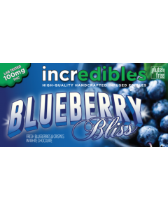 Blueberry Crunch Bar Incredibles
