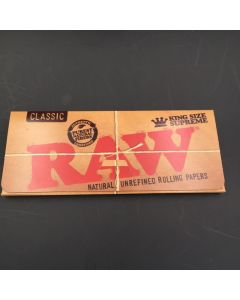 Raw | King Size Rolling Papers