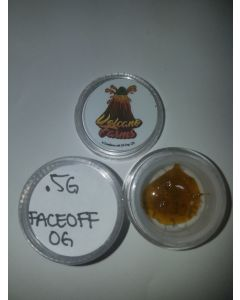 Volcano Farms Extracts (face Off)