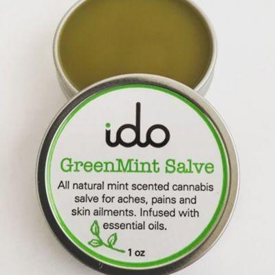 Ido Greenmint Salve