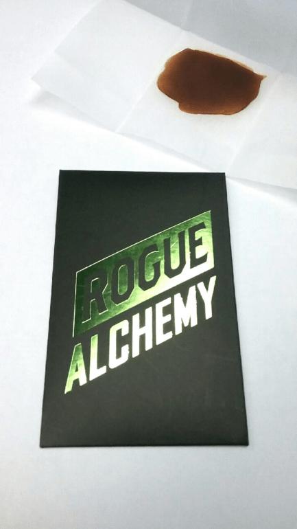 Rogue Alchemy