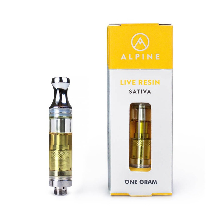 Jack Herer Live Resin Cartridge
